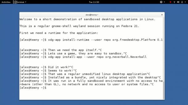 Fortschritte bei Distributions-unabhängigen Apps für Linux