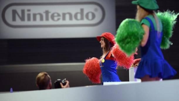 Nintendo Kündigt Neue Konsole Für März 2017 An Heise Online