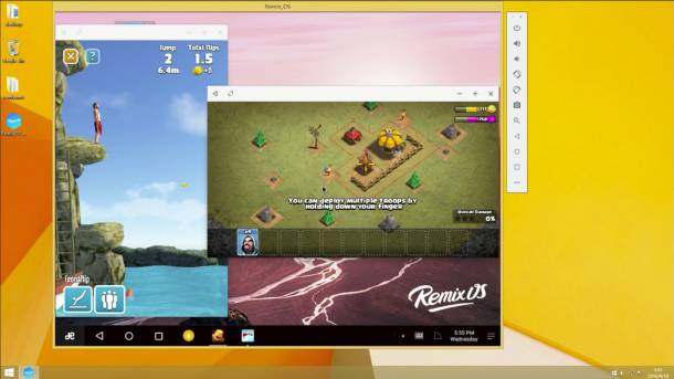 android emulator für windows pc