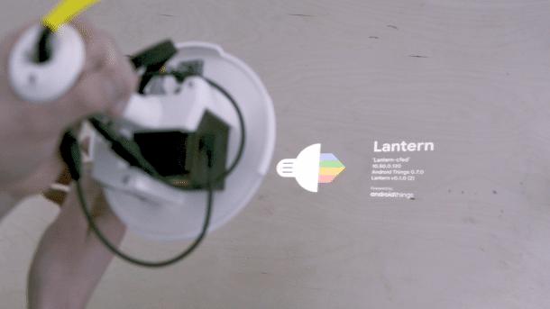 Stupendous Augmented Reality Aus Der Ikea Lampe Raspi Machts Moglich Heise Wiring Digital Resources Millslowmaporg