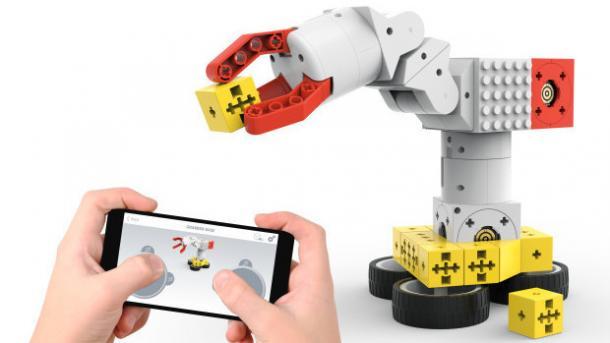 Tinkerbots: Roboter einfach selbstbauen