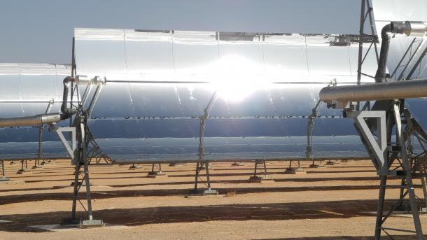 Solar-Strom aus der Wüste: Desertec ist am Ende