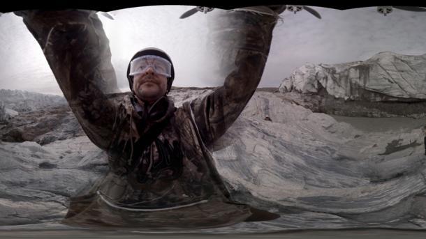 Polar Sea 360°: Mit der Oculus Rift in die Arktis