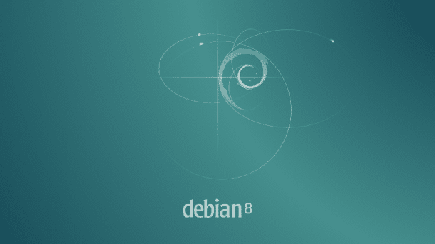 "Debian 8 ohne kFreeBSD-Port, Debian 9 heißt ""Stretch"""