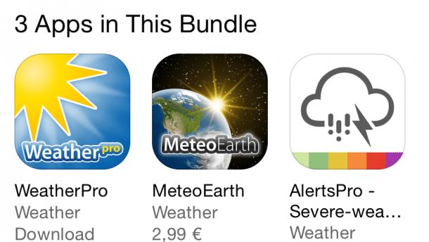 Bundles im App Store: Apple stoppt Überbezahlung