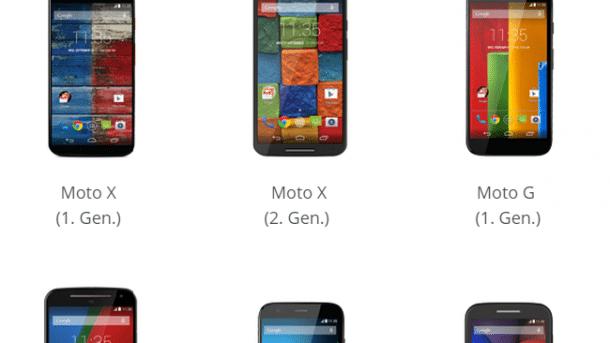 Android 5 fürs Moto G und alte Nexus 7
