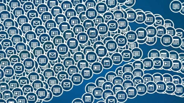 Startschuss für Microsofts intellegenten E-Mail-Posteingang
