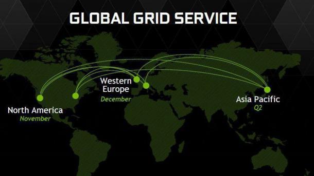 Netflix für Spiele: Nvidia startet Game-Streaming-Service GRID