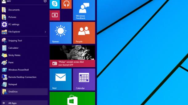 Technical-Preview-Update von Windows 10 bringt Drei-Finger-Gesten