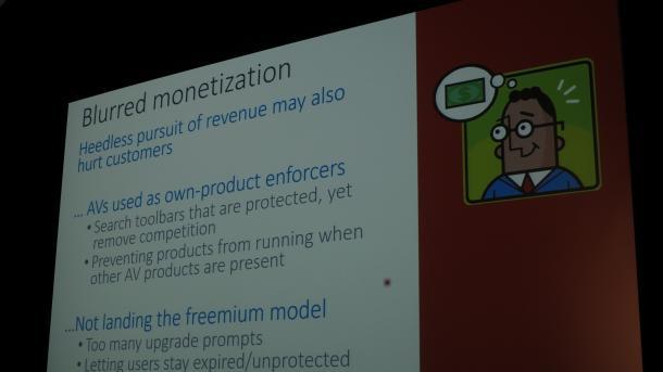 Microsoft kritisiert AV-Hersteller