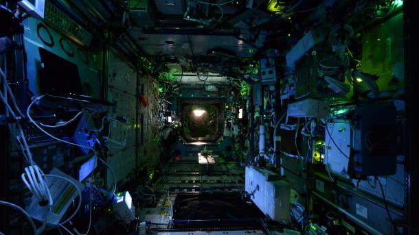 ISS-Astronaut Alexander Gerst: Raumfahrt dient Verbesserung des Lebens auf der Erde