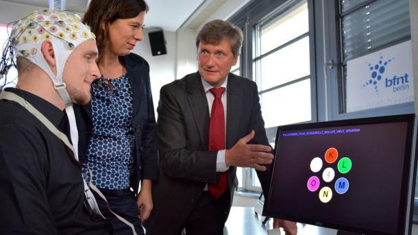 Big-Data-Forscher Klaus-Robert Müller erhält Berliner Wissenschaftspreis