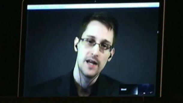 NSA-Skandal: Edward Snowden fordert Verteidigung der Freiheitsrechte