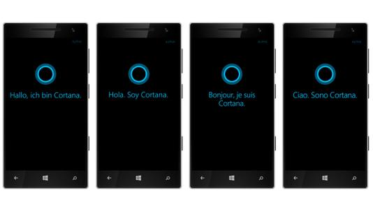 Windows Phone: Microsofts Sprachassistent Cortana lernt Deutsch