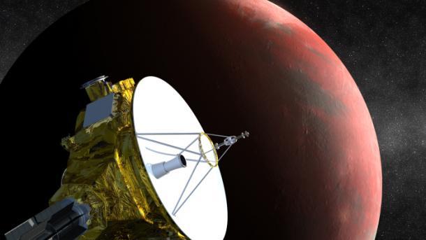 NASA: Pluto-Sonde New Horizons aus Tiefschlaf erwacht