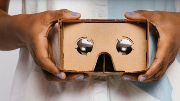 Google macht ernst mit Pappbrillen-Virtual-Reality