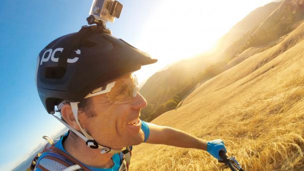 Forscher identifizieren GoPro-Filmer anhand ihrer Kamera-Wackler