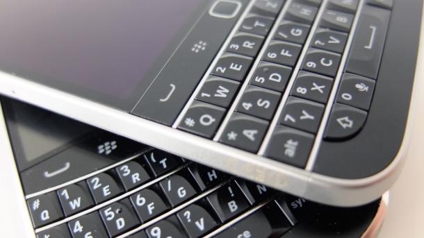 BlackBerry Classic: Zurück in die Zukunft