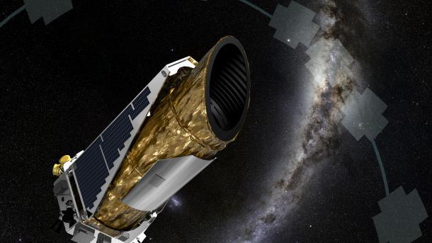 NASA: Gerettetes Weltraumteleskop Kepler findet wieder Exoplaneten