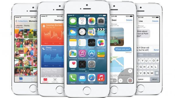 iOS-8-Nutzung nun bei 68 Prozent