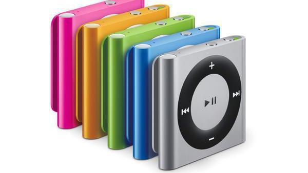 Bericht: Der iPod shuffle lebt