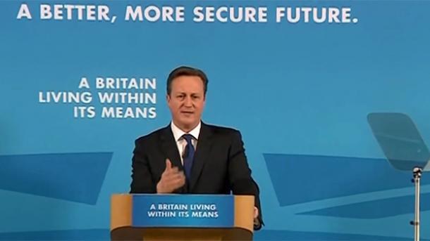 Großbritannien: Cameron will gegen Verschlüsselung vorgehen