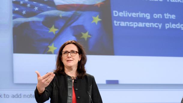 TTIP: EU-Konsultation zeigt massiven Widerstand gegen Freihandelsabkommen