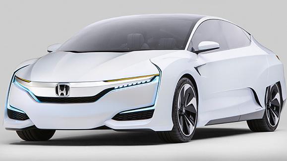 Honda will 2016 Brennstoffzellenauto auf die Straße schicken