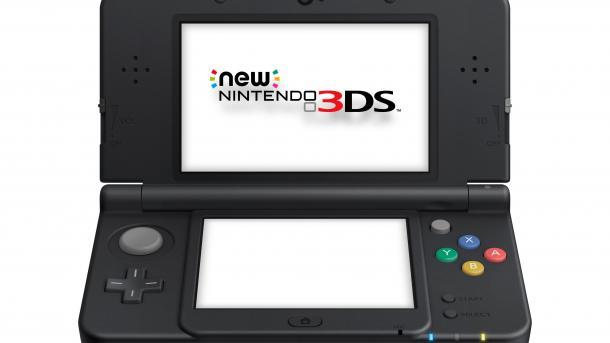 Verbesserte Spielkonsole: Nintendo bringt New 3DS nach Deutschland