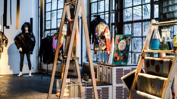 Fashiontech Berlin: Maßgeschneiderte Technik