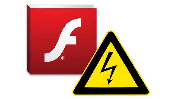 Bisher unbekannte Flash-Lücke für Angriffe missbraucht