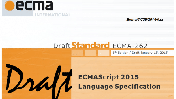 ECMAScript-Standard soll jährlich Updates erhalten