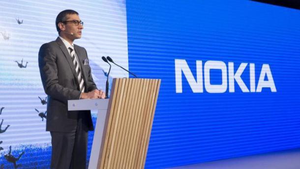 Mobiles Internet lässt Nokias Kassen klingeln