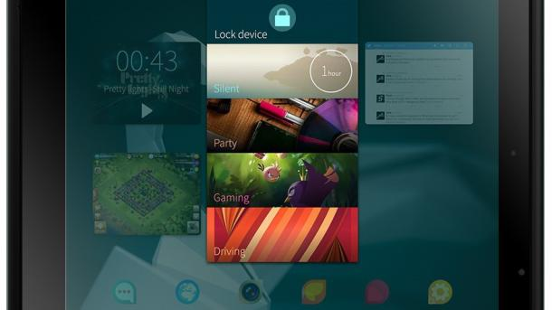 Jolla Tablet: Mehr interner Speicher und größerer Akku