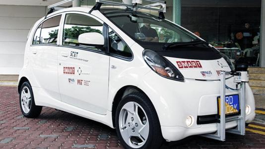 Singapur: Stadtstaat testet autonome Taxis