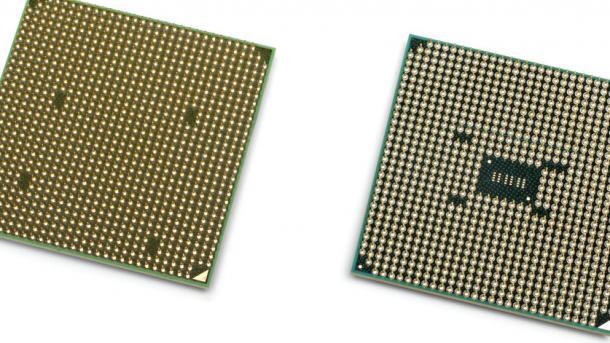 Gefälschte AMD-Prozessoren bei Amazon