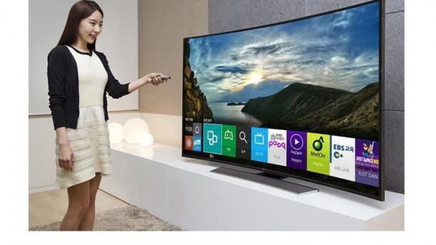 Samsungs Smart-TVs hören mit