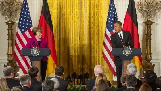 NSA-Skandal: Obama bittete Deutsche um Vertrauensbonus