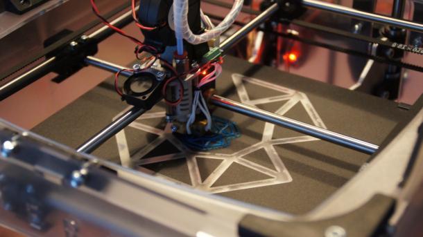 Ausprobiert: 3D-Drucker Velleman Vertex K8400