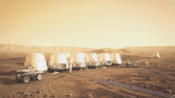 """One-Way-Ticket zum Mars – """"Das kann mir keiner ausreden"""""""