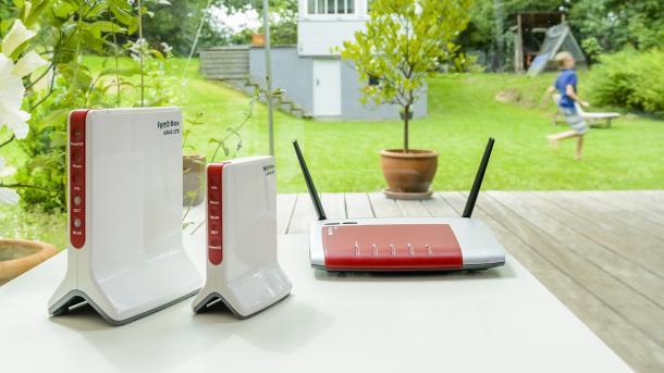 AVM verbessert Fritzbox für stationäres LTE