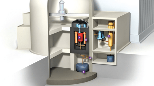 Start-up startet Tests mit neuartigem Kernreaktor