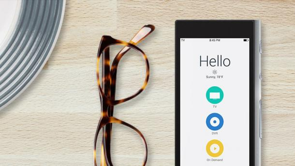 Ray Super Remote: Universal-Fernbedienung mit Touchscreen
