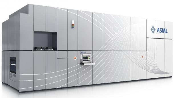 Wafer-Lithografiesystem ASML TwinScan NXE:3100