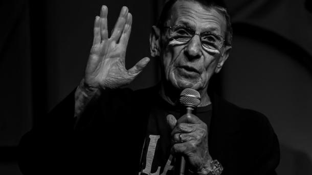 Lived long and prosper: Leonard Nimoy alias Spock ist tot