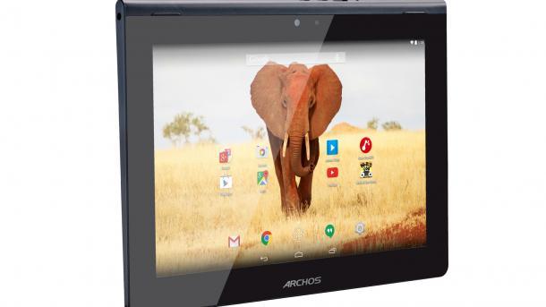 MWC: Archos zeigt Tablets mit 256 GByte Speicher