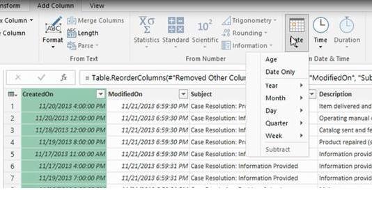 Business Intelligence: Updates für Excel Power Query