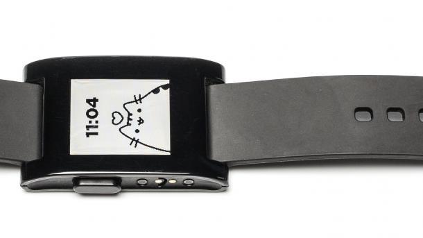 Kommentar: Die bessere Apple Watch kommt von Pebble