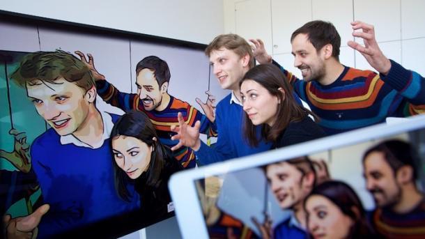 Forscher machen per iOS-App aus Fotos Comics