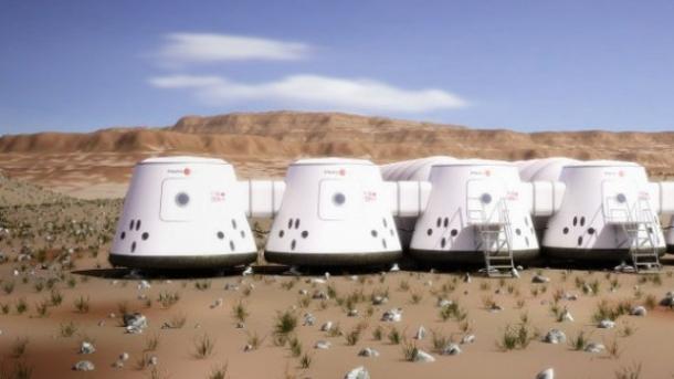 Harsche Kritik an Mars One